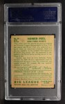 1934 Goudey #88  Homer Peel  Back Thumbnail