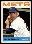 1964 Topps #345  Frank Thomas  Front Thumbnail