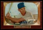 1955 Bowman #137   Bob Talbot Front Thumbnail