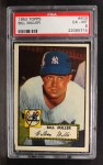 1952 Topps #403  Bill Miller  Front Thumbnail