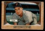 1955 Bowman #28   Dick Cole Front Thumbnail