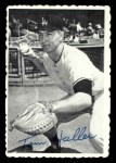 1969 Topps Deckle Edge #23   Tom Haller   Front Thumbnail