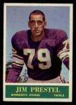 1964 Philadelphia #106  Jim Prestel  Front Thumbnail