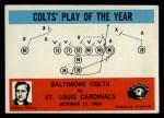 1965 Philadelphia #14   -  Don Shula Baltimore Colts Front Thumbnail