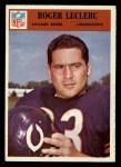 1966 Philadelphia #35   Roger LeClerc Front Thumbnail