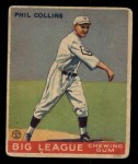 1933 Goudey #21   Phil Collins Front Thumbnail