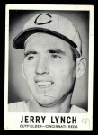1960 Leaf #45  Jerry Lynch  Front Thumbnail