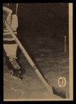 1967 Topps #119  Norris Trophy   -  Harry Howell Back Thumbnail