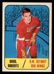 1967 Topps #50   Doug Roberts Front Thumbnail