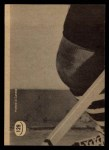 1967 Topps #129  All-Star  -  Glenn Hall Back Thumbnail