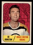 1967 Topps #96   Ed Johnston Front Thumbnail
