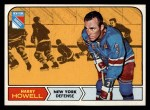 1968 Topps #69  Harry Howell  Front Thumbnail