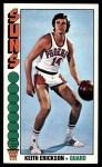 1976 Topps #4   Keith Erickson Front Thumbnail