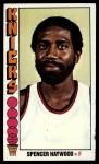 1976 Topps #28  Spencer Haywood  Front Thumbnail