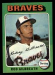 1975 Topps #431  Rod Gilbreath  Front Thumbnail