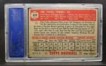 1952 Topps #359  Dee Fondy  Back Thumbnail