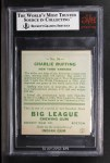 1933 Goudey #56   Red Ruffing Back Thumbnail