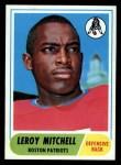 1968 Topps #45  Leroy Mitchell  Front Thumbnail