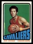 1972 Topps #43  John Johnson   Front Thumbnail