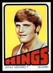 1972 Topps #146  John Mengelt   Front Thumbnail