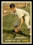 1957 Topps #399   Billy Consolo Front Thumbnail