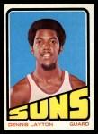 1972 Topps #106  Dennis Layton   Front Thumbnail