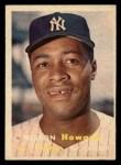 1957 Topps #82   Elston Howard Front Thumbnail