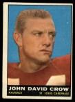 1961 Topps #116  John David Crow  Front Thumbnail