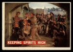 1956 Topps Davy Crockett #63 ORG Keeping Spirits High   Front Thumbnail