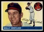 1955 Topps #102   Wally Westlake Front Thumbnail