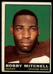 1961 Topps #70  Bobby Mitchell  Front Thumbnail