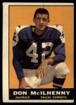 1961 Topps #21  Don Mcllhenny  Front Thumbnail