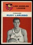 1961 Fleer #26   Rudy LaRusso Front Thumbnail