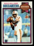 1979 Topps #48  Doug Williams  Front Thumbnail
