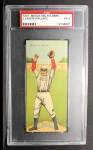 1911 T201 Mecca #42  Joe Lake / Bobby Wallace  Front Thumbnail