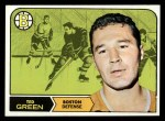 1968 Topps #4  Ted Green  Front Thumbnail