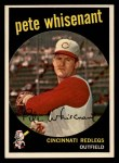 1959 Topps #14  Pete Whisenant  Front Thumbnail