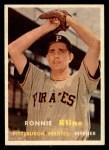 1957 Topps #256  Ron Kline  Front Thumbnail