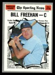 1970 Topps #465  All-Star  -  Bill Freehan Front Thumbnail