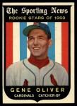 1959 Topps #135  Gene Oliver  Front Thumbnail