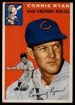 1954 Topps #136   Connie Ryan Front Thumbnail