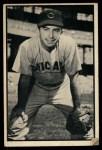 1953 Bowman Black and White #12   Randy Jackson Front Thumbnail