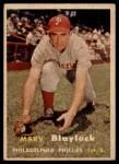 1957 Topps #224  Marv Blaylock  Front Thumbnail