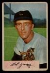 1954 Bowman #149  Bob Young  Front Thumbnail