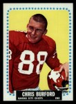 1964 Topps #94  Chris Burford  Front Thumbnail