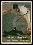 1957 Topps #88   Harvey Kuenn Front Thumbnail