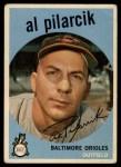 1959 #7  Al Pilarcik  Front Thumbnail