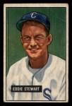 1951 Bowman #159  Ed Stewart  Front Thumbnail