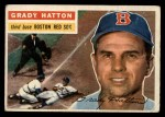 1956 Topps #26   Grady Hatton Front Thumbnail
