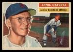 1956 #51  Ernie Oravetz  Front Thumbnail